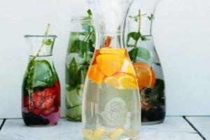 fruitwater-groen